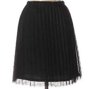 Elle | elegant black skirt